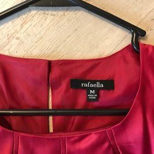 Rafaella Tops - Pink sheik blouse